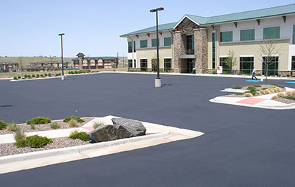 About Camelback Paving Inc