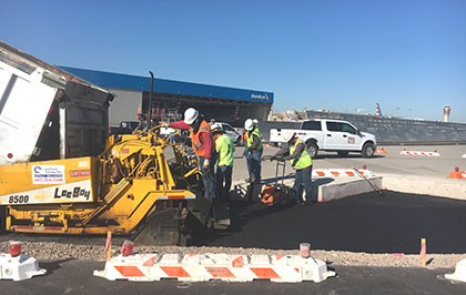 Commercial Paving Services in Phoenix Arizona