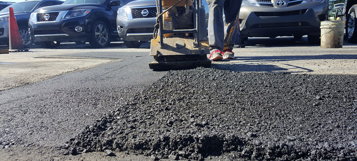 Asphalt Repair Services in Phoenix Arizona